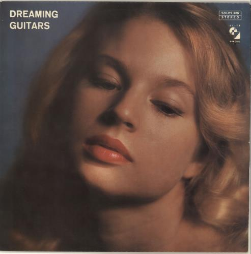 Ralf Jenzen Dreaming Guitars vinyl LP album (LP record) Swiss YGMLPDR702006