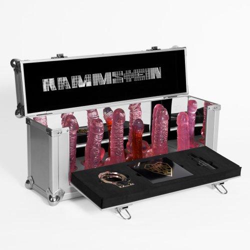 Rammstein Liebe Ist F 252 R Alle Da Deluxe Edition Uk Box