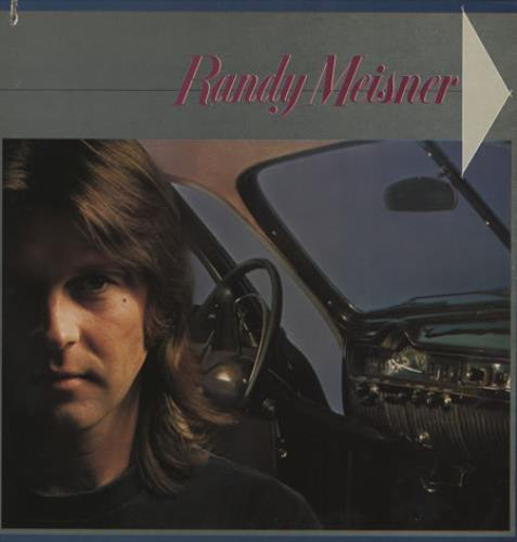 Randy Meisner Randy Meisner vinyl LP album (LP record) US RMSLPRA315116