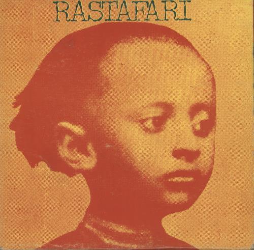 Ras Michael Rastafari vinyl LP album (LP record) Jamaican RQ1LPRA727056