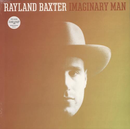Rayland Baxter Imaginary Man - Sealed vinyl LP album (LP record) US 3FYLPIM771995