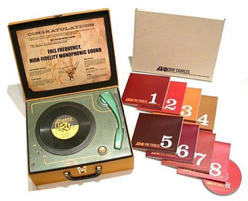 Ray Charles Pure Genius: The Complete Atlantic Recordings UK