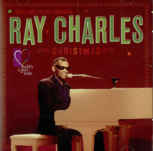 Ray Charles Ray Charles Christmas CD album (CDLP) US RYHCDRA499632