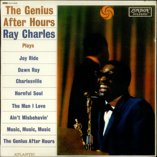 Ray Charles The Genius After Hours vinyl LP album (LP record) UK RYHLPTH542250