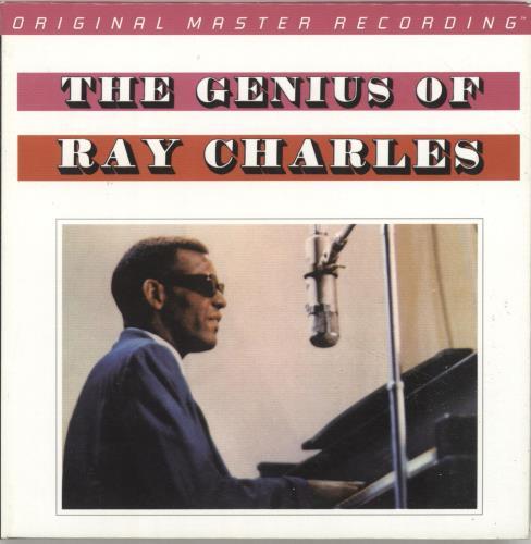 Ray Charles The Genius Of Ray Charles super audio CD SACD US RYHSATH693074