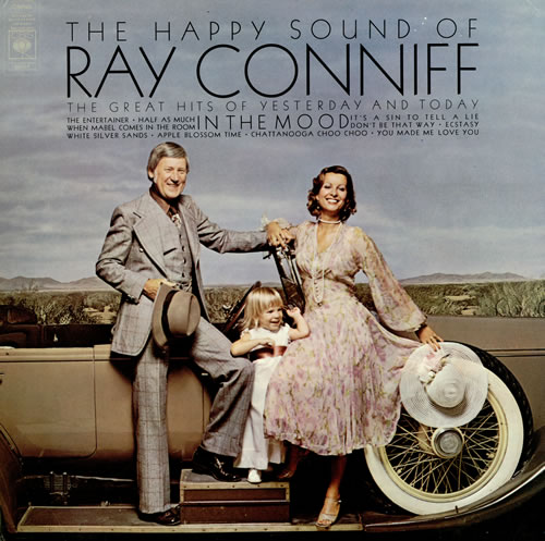 Ray Conniff The Happy Sound Of Ray Conniff Uk Vinyl Lp