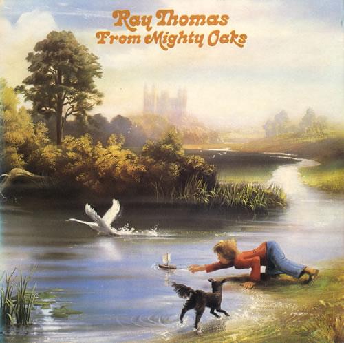 Ray Thomas From Mighty Oaks - EX vinyl LP album (LP record) UK RYTLPFR173139