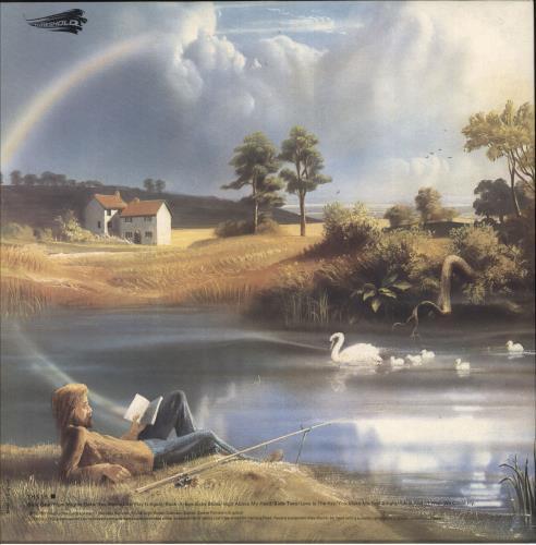 Ray Thomas From Mighty Oaks vinyl LP album (LP record) UK RYTLPFR725631