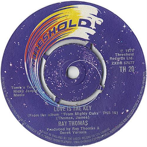 "Ray Thomas High Above My Head 7"" vinyl single (7 inch record) UK RYT07HI270014"