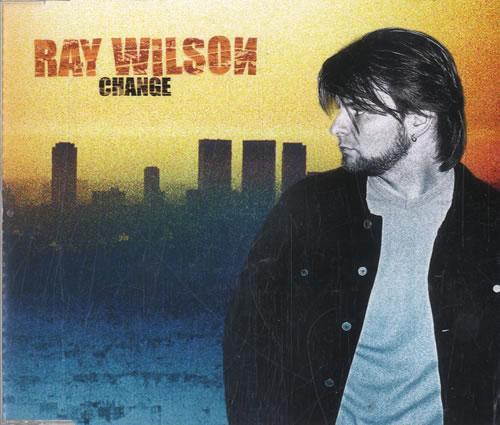 "Ray Wilson Change CD single (CD5 / 5"") German R91C5CH605300"