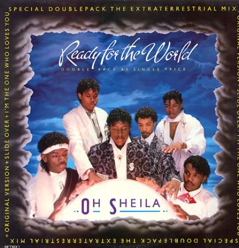 """Ready For The World Oh Sheila - Doublepack 12"""" vinyl single (12 inch record / Maxi-single) UK RTW12OH345894"""