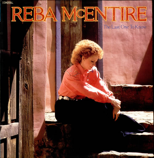 Reba McEntire The Last One To Know vinyl LP album (LP record) UK RMELPTH512513