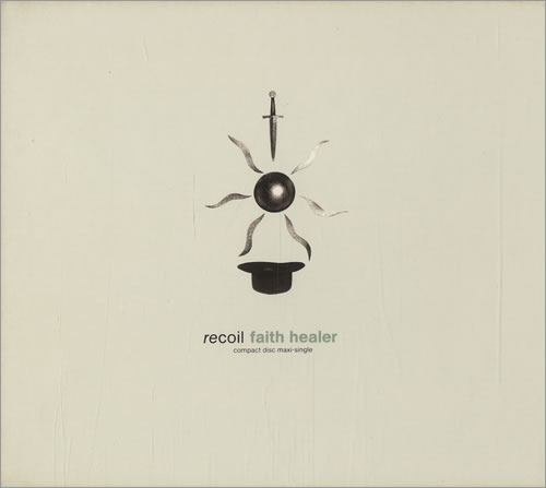 """Recoil Faith Healer CD single (CD5 / 5"""") US RCLC5FA03789"""