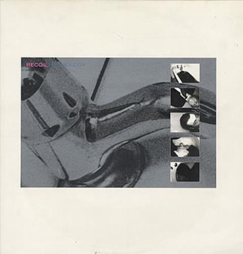 "Recoil Hydrology 12"" vinyl single (12 inch record / Maxi-single) UK RCL12HY109320"