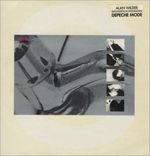 """Recoil Hydrology 12"""" vinyl single (12 inch record / Maxi-single) French RCL12HY262680"""