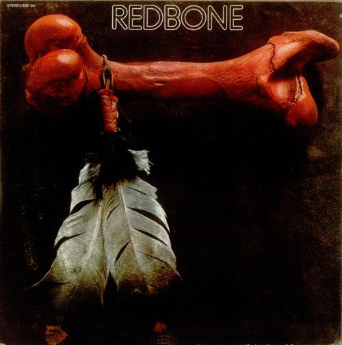 Redbone Redbone French 2 Lp Vinyl Record Set Double Album