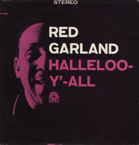 Image result for red garland halleloo y'all
