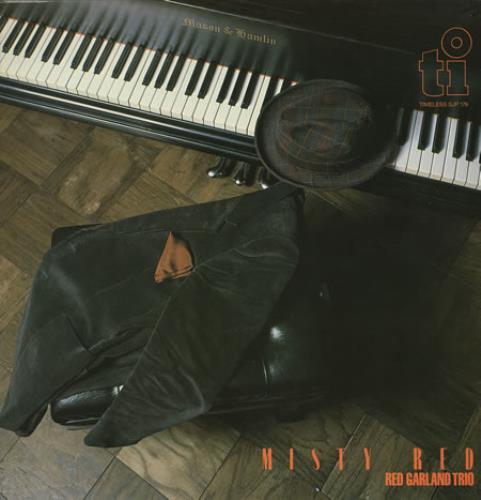 Red Garland Misty Red vinyl LP album (LP record) Dutch RG-LPMI363952