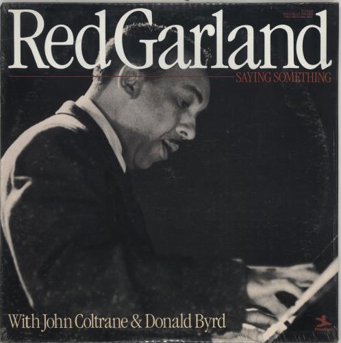 Red Garland Saying Something - Sealed 2-LP vinyl record set (Double Album) US RG-2LSA704570