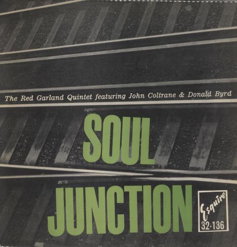 Red Garland Soul Junction vinyl LP album (LP record) UK RG-LPSO731020