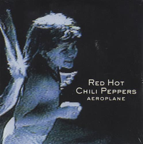 "Red Hot Chili Peppers Aeroplane CD single (CD5 / 5"") German RHCC5AE194038"