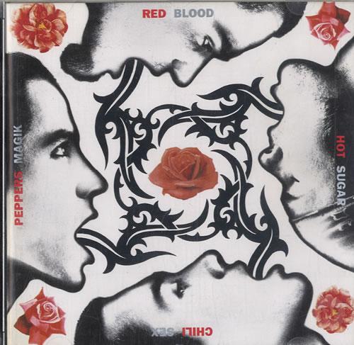 Red Hot Chili Peppers Blood Sugar Sex Magik CD album (CDLP) German RHCCDBL172558
