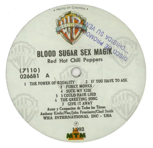 Blood sugar sex magik songs images 443