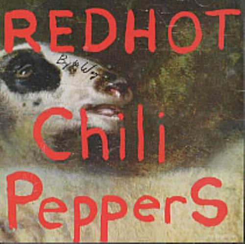 "Red Hot Chili Peppers By The Way CD single (CD5 / 5"") US RHCC5BY217384"