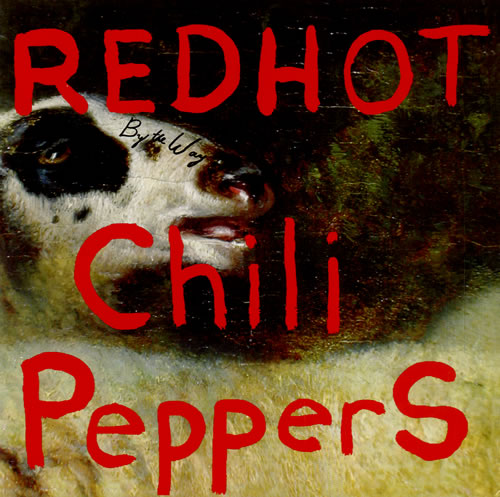 Red hot chili pepper single