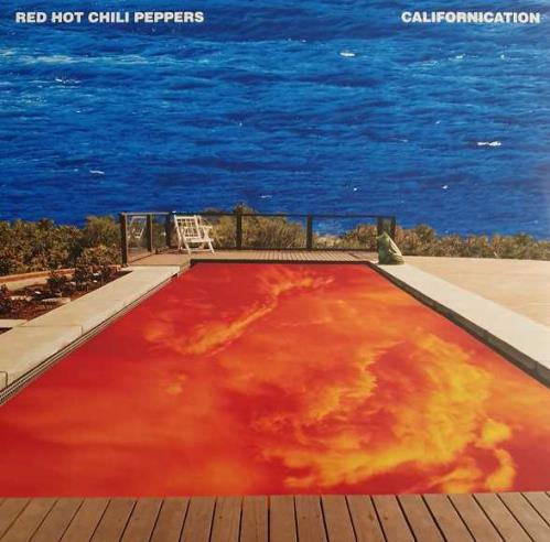 Red Hot Chili Peppers Californication - Sealed 2-LP vinyl record set (Double Album) UK RHC2LCA759119