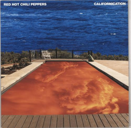Red Hot Chili Peppers Californication 2-LP vinyl record set (Double Album) German RHC2LCA241204