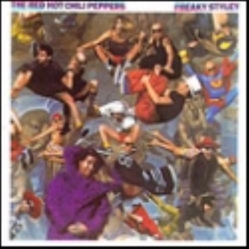 Red Hot Chili Peppers Freaky Styley CD album (CDLP) UK RHCCDFR236441