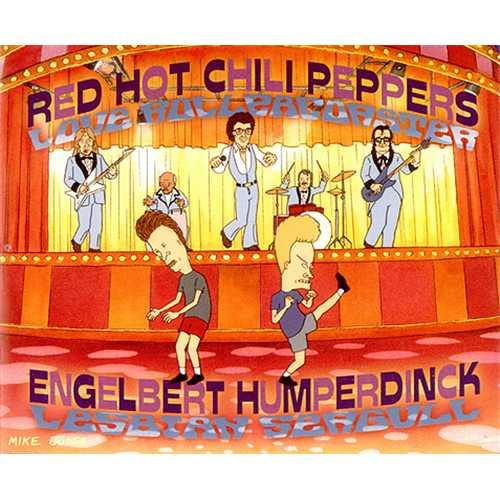 """Red Hot Chili Peppers Love Rollercoaster CD single (CD5 / 5"""") UK RHCC5LO121972"""