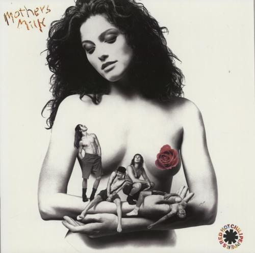 Red Hot Chili Peppers Mothers Milk - 180gram vinyl LP album (LP record) UK RHCLPMO760311