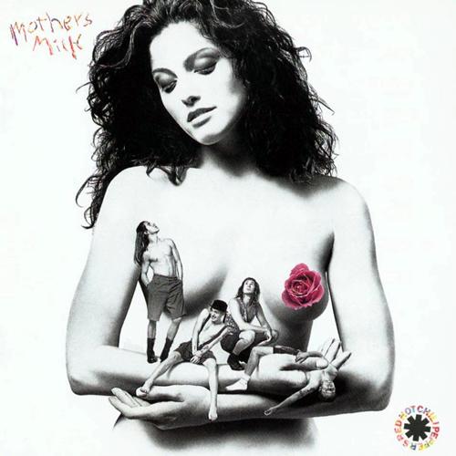 Red Hot Chili Peppers Mother's Milk vinyl LP album (LP record) UK RHCLPMO263216