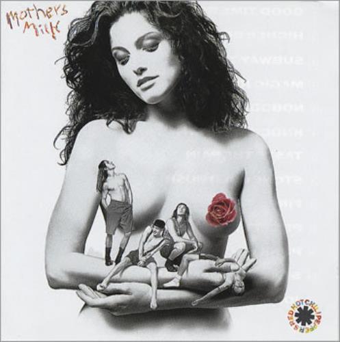 Red Hot Chili Peppers Mother's Milk CD album (CDLP) UK RHCCDMO276260