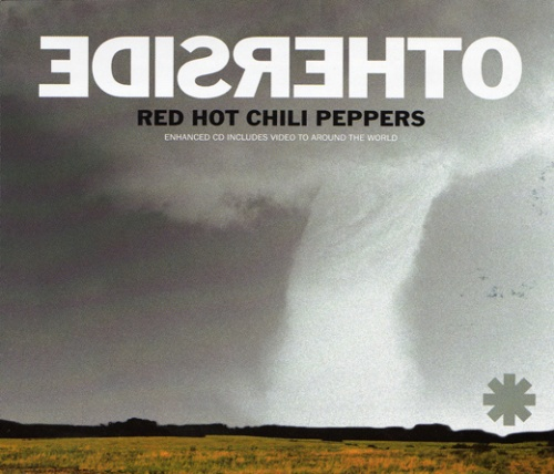 "Red Hot Chili Peppers Otherside - CD2 CD single (CD5 / 5"") UK RHCC5OT247503"