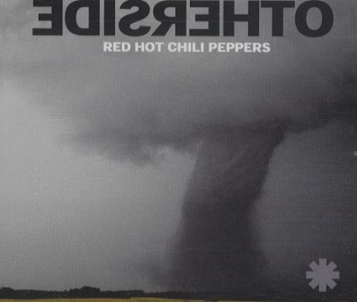"Red Hot Chili Peppers Otherside CD single (CD5 / 5"") German RHCC5OT150816"