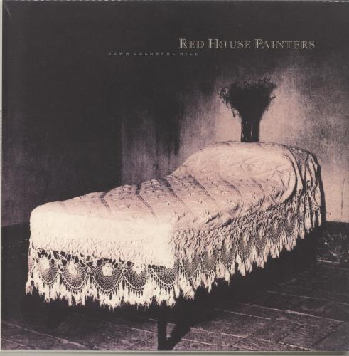 Red House Painters Down Colorful Hill - 2015 Issue - Sealed vinyl LP album (LP record) UK RHSLPDO690719