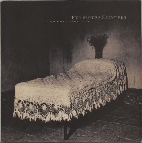 Red House Painters Down Colorful Hill vinyl LP album (LP record) UK RHSLPDO651872