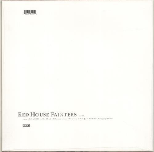 Red House Painters Red House Painters (Bridge) - 2015 Issue - Sealed vinyl LP album (LP record) UK RHSLPRE690716