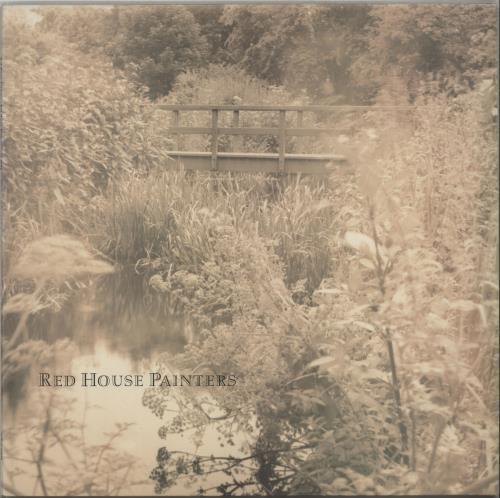 Red House Painters Red House Painters (Bridge) vinyl LP album (LP record) UK RHSLPRE651910