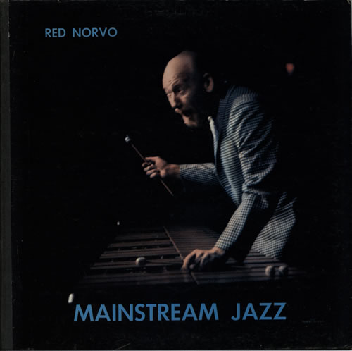 Red Norvo Mainstream Jazz vinyl LP album (LP record) US RN0LPMA584487