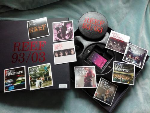 Reef 93/03 - Sealed box set UK EEFBXSE760412