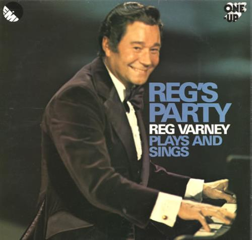 Reg Varney Reg's Party - Reg Varney Plays And Sings vinyl LP album (LP record) UK RVRLPRE238419