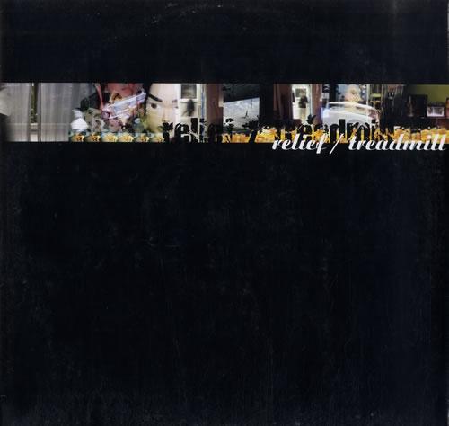 Relief Split LP vinyl LP album (LP record) German R5LLPSP565000