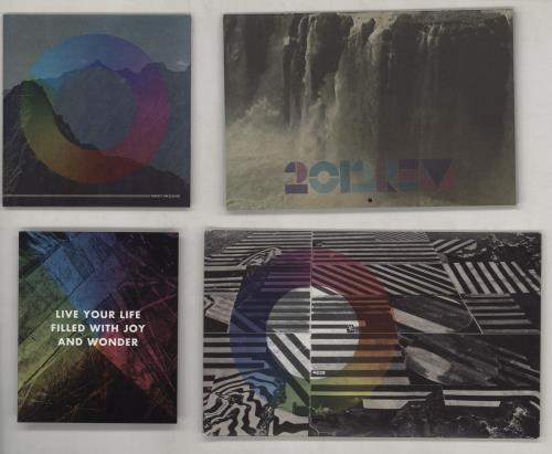 """REM 2011 Fanclub Pack CD single (CD5 / 5"""") US REMC5FA752022"""