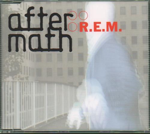 """REM Aftermath CD single (CD5 / 5"""") UK REMC5AF646192"""