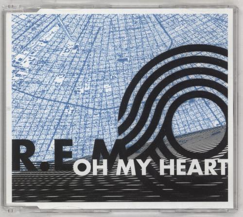 """REM Aftermath CD single (CD5 / 5"""") German REMC5AF741600"""