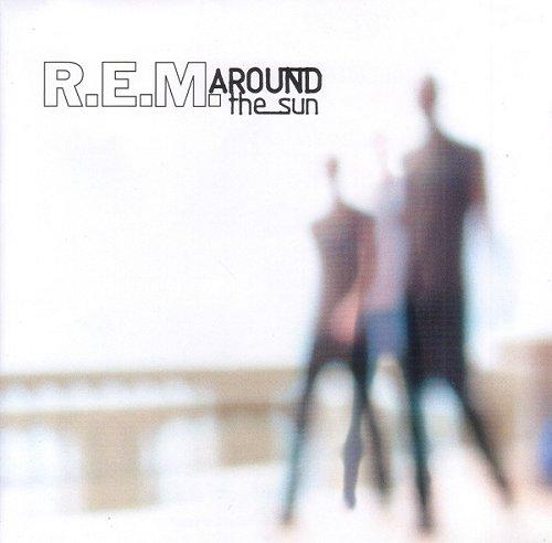 REM Around The Sun CD album (CDLP) UK REMCDAR302717